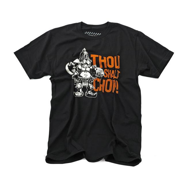 Lowbrow T-Shirt thou shalt Chop!