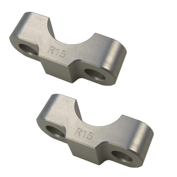 Distanzsatz für 22 mm Lenker Erhöhung 15 mm