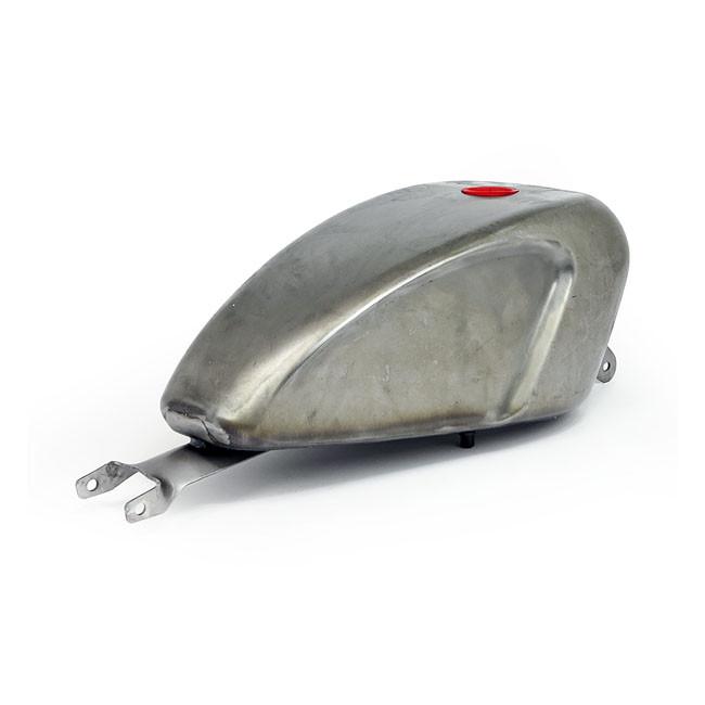 3,3 Gal dished Style Benzintank für HD Sportster Einspritzer