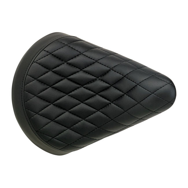 Biltwell flacher Solositz Slimline Diamond Style Muster