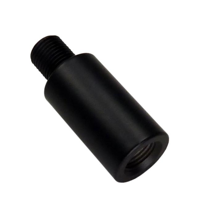 Blinkerverlängerung schwarz 15 mm für Atto Blinker