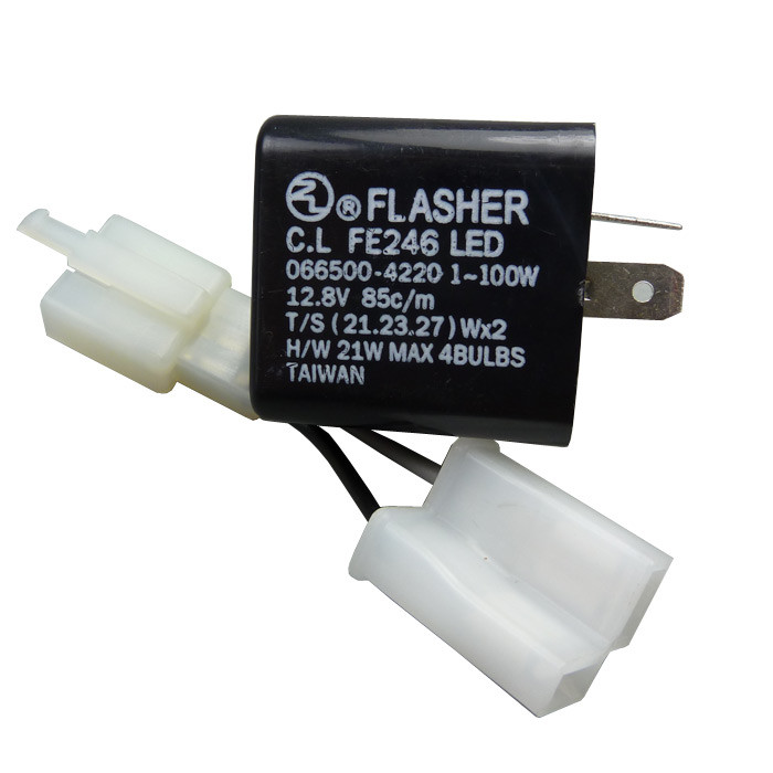 Blinkrelais 12 Volt - LED