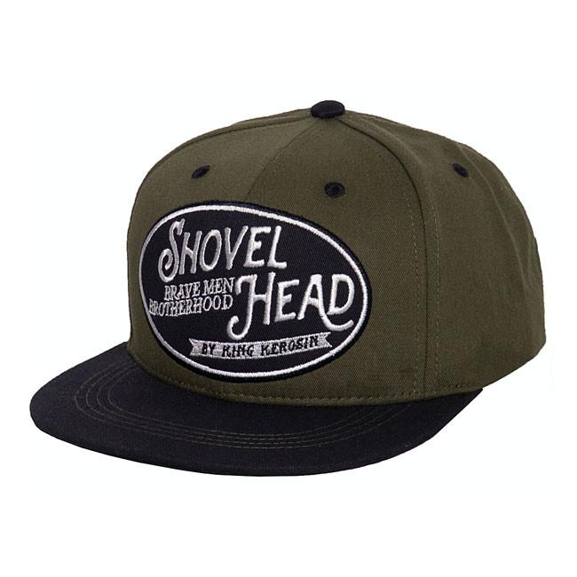 Unisize Shovel Head Cap grün