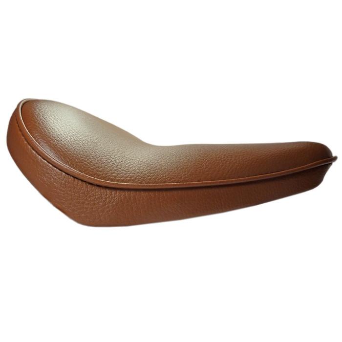 Solositz groß - braun - flach