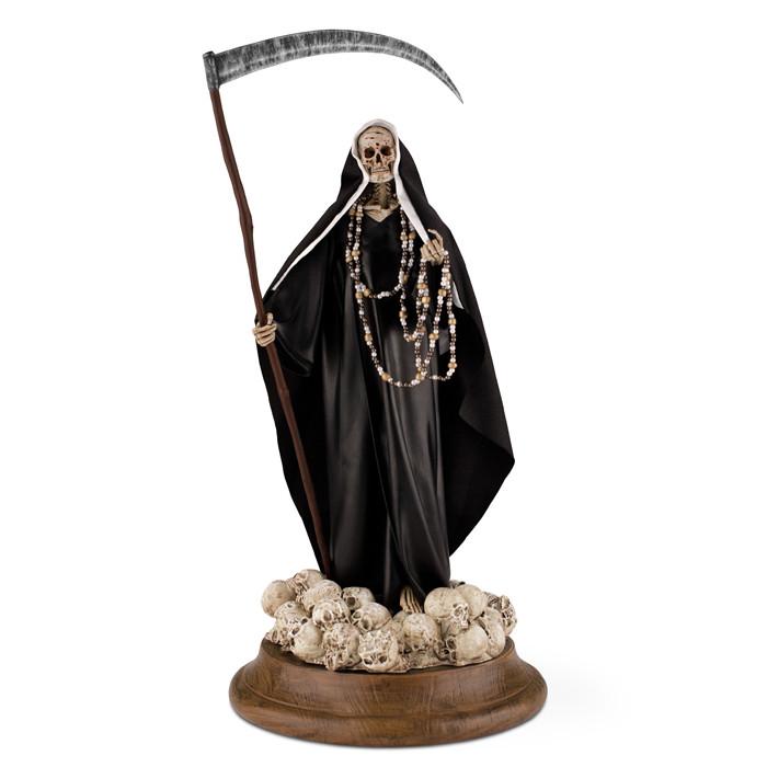 Dia de los Muertos Statue falling Angel