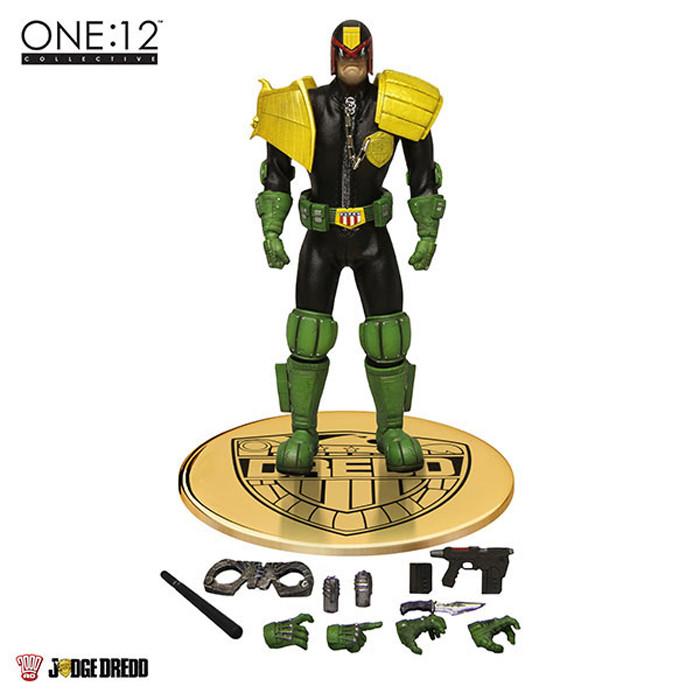 Judge Dredd Actionfigur 1/12