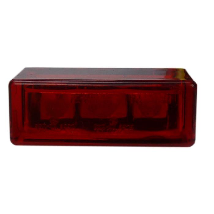 Mini Einbau LED Rücklicht Cube H nur 2,7 cm