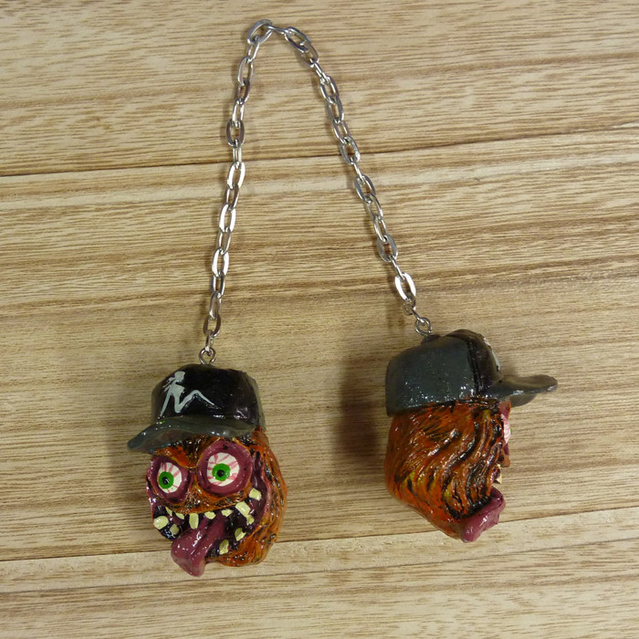 Lethal Threat Danglers Monster Truckers