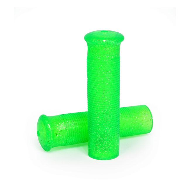 Griffe grün mit Flakes im New School Style