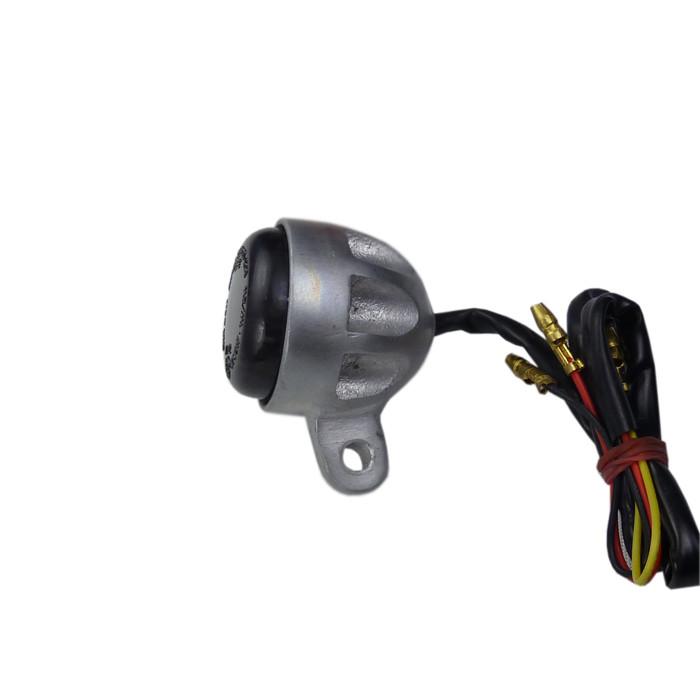 Mini Chopperstyle Aluminium LED Rücklicht smoked