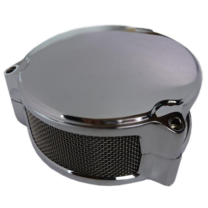 Chrom Luftfilter Dragtron Style