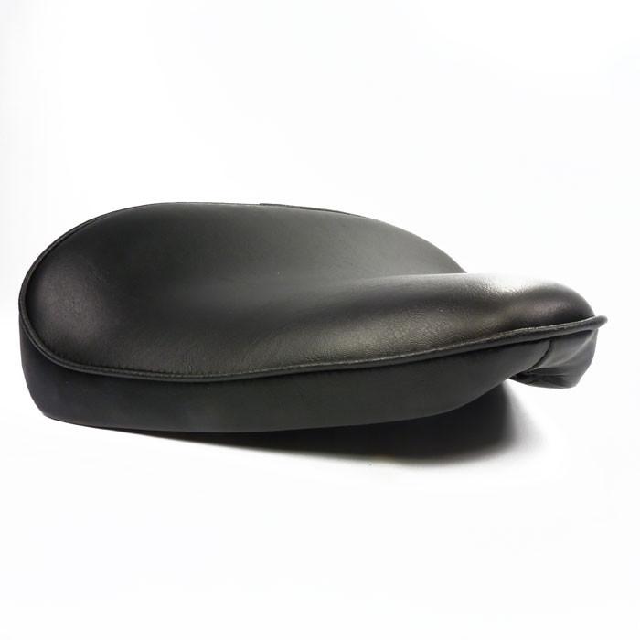 Solositz groß - schwarz - flach