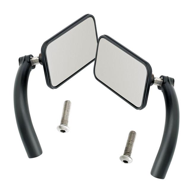 Rechteckiges Spiegel Set von Biltwell für HD
