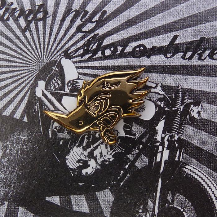 Zierschraube Speedspecht Bronze