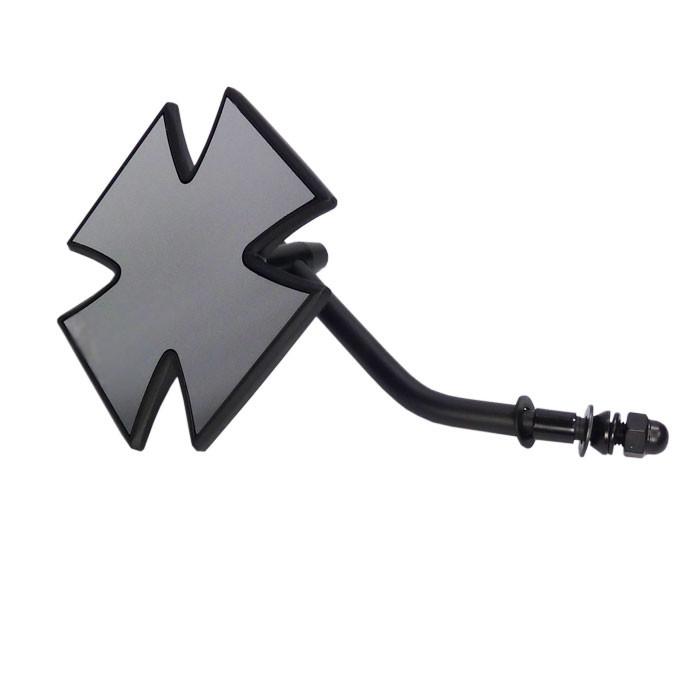 Spiegel Chopper Cross schwarz für HD Modelle