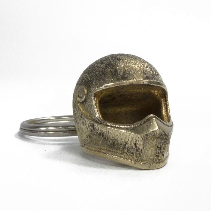 Biltwell Schlüsselanhänger Lane Splitter Helm Style