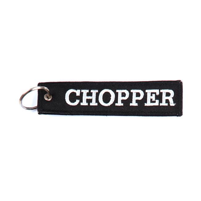Schlüsselanhänger Chopper