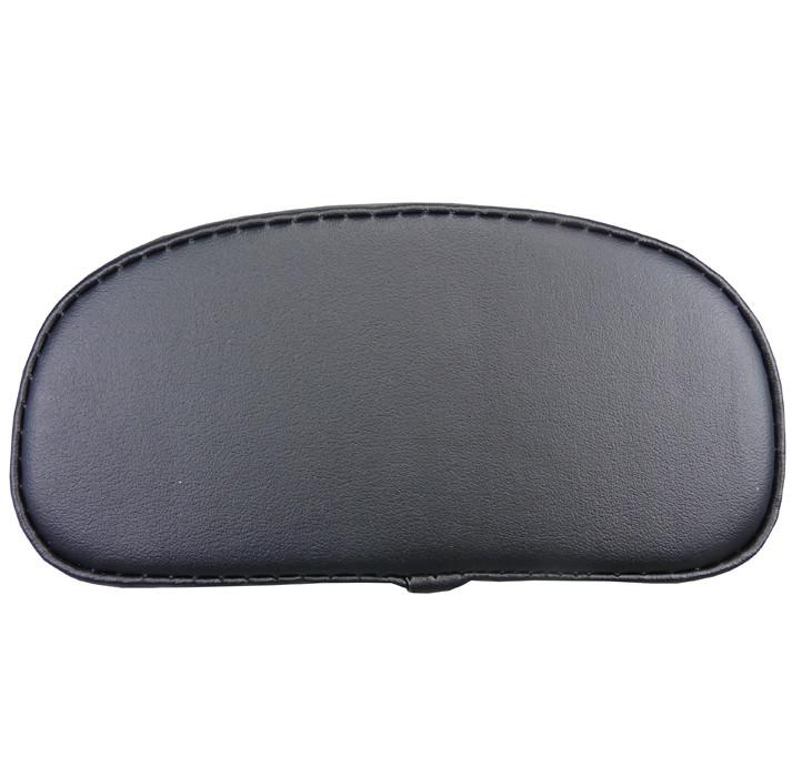 Mini Sissybar Rückenpolster - schwarz
