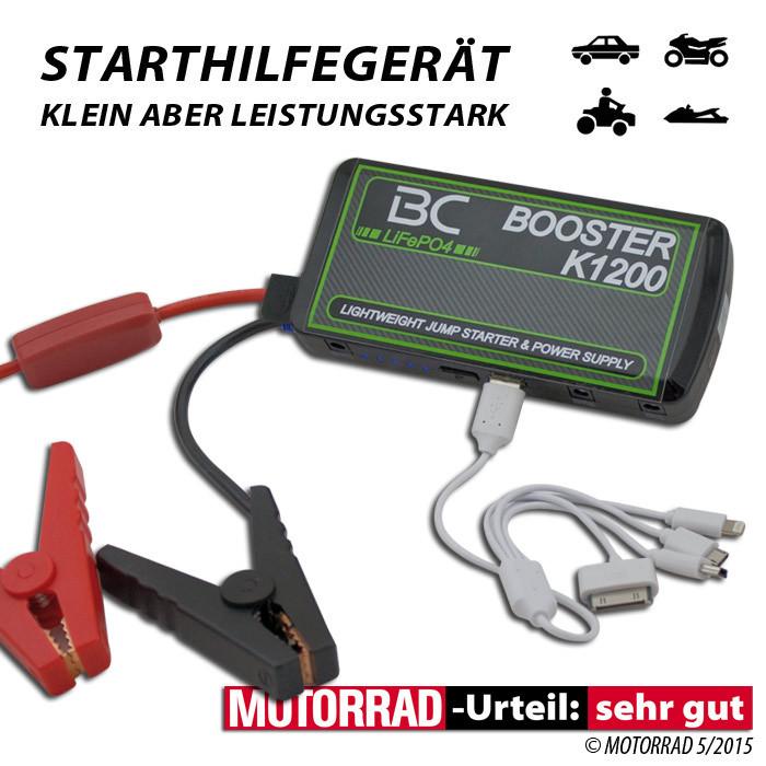 """Starthilfegerät Booster """"K1200"""""""