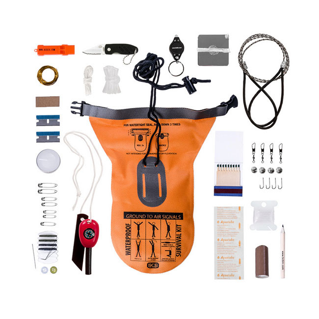 Forstex Survival Kit 42 tlg.