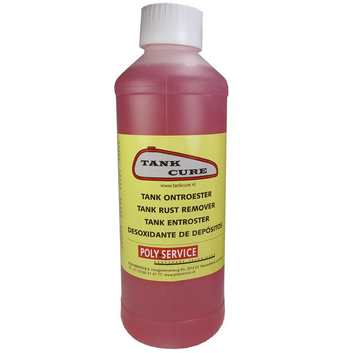 Tank Cure 500 ml Rostentferner zur Tanksanierung