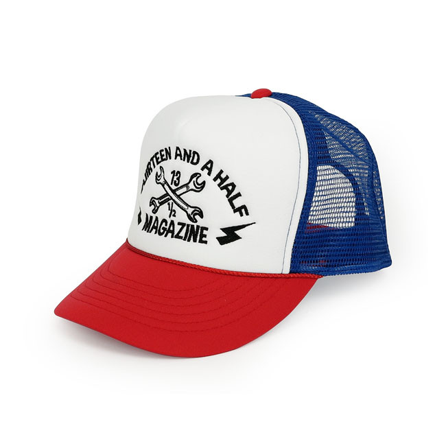 Unisize Trucker Style Cap 13 1/2