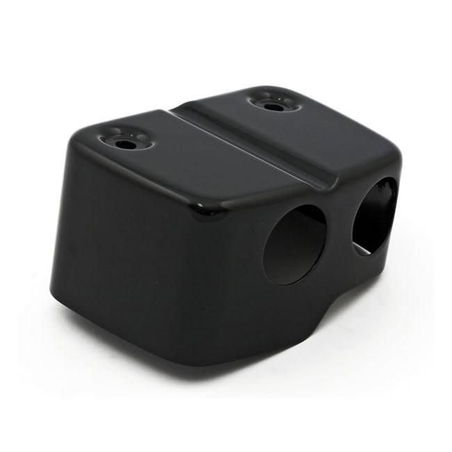 Zündspulen Cover schwarz für HD Dyna 99-05