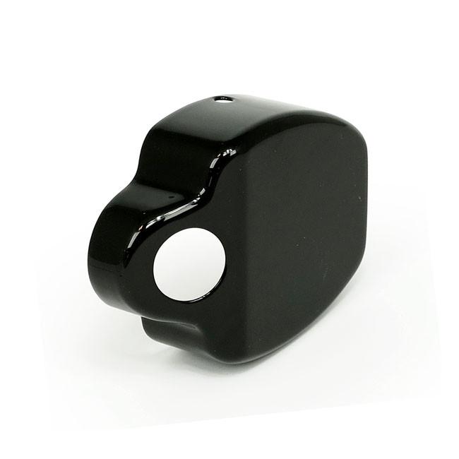 Zündspulen Cover schwarz für HD Softail 08-13