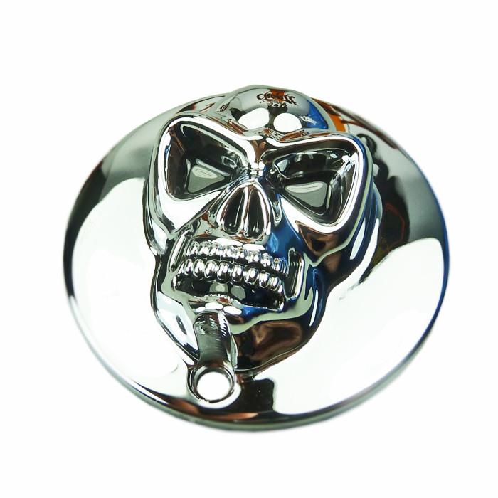 Zündungsdeckel Skull - für HD XL
