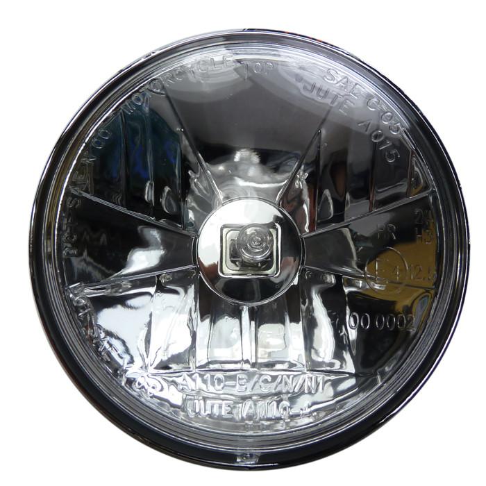4,5 Zoll Scheinwerfereinsatz Klarglas