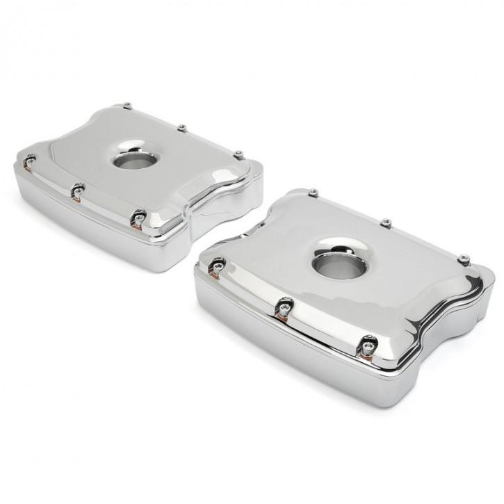 Rockerboxer Deckel Ventildeckel für HD Twin Cam u.a.