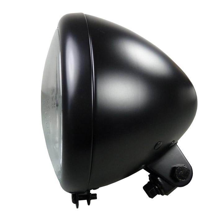 scheinwerfer 5 3 4 springer black klarglas. Black Bedroom Furniture Sets. Home Design Ideas