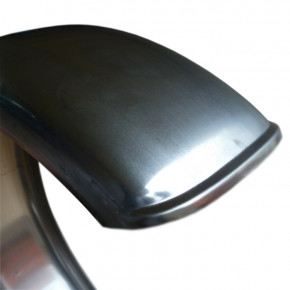 155 mm x 690 mm Stahl Fender D Profil