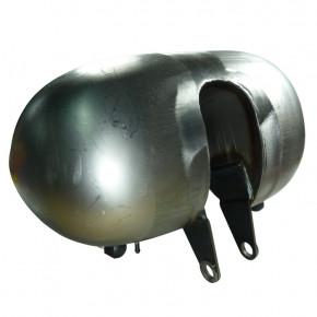 Einteiliger Stretch Benzintank für HD Softail 84 bis 99