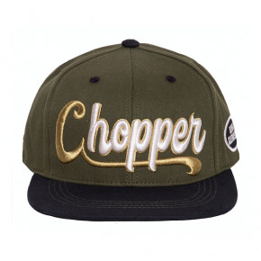Unisize Chopper Cap grün