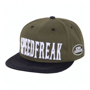 Unisize Speedfreak Cap grün