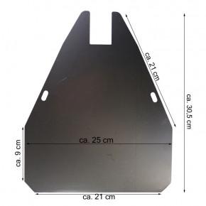 Solositz Abdeckblech für VN800 Softail XVS