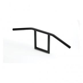 Biltwell Window Style Lenker schwarz mit TG