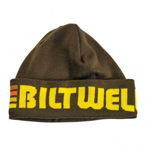 Unisize Biltwell Retro Style Beanie Braun