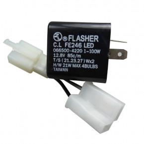 Flasher 12 Volt LED
