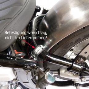 Bobber Heckfender Kit für XVS Dragstar Modelle 180 mm