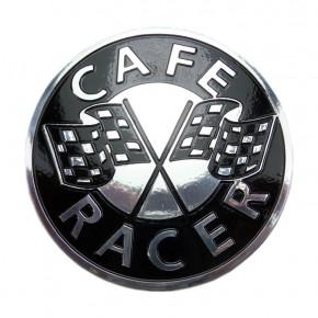 Emblem Cafe Racer - Race Flag