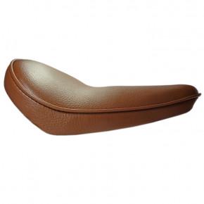 Solo Seat big - brown - thin