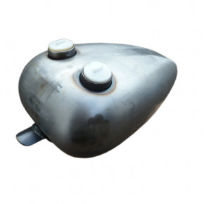 Benzintank 2,8 Gal Chopper Style