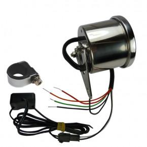 Elektronischer Mini Tachometer schwarzes ZF