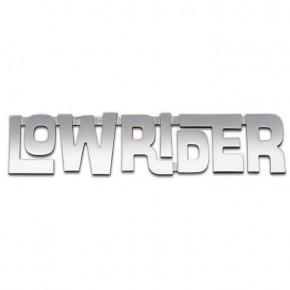Emblem LOWRIDER