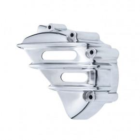 Kettenradschutz Alu poliert für Triumph Modelle