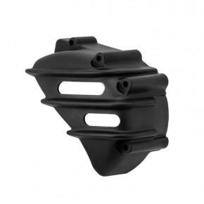 Kettenradschutz Alu schwarz für Triumph Modelle