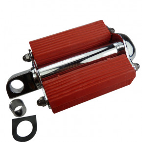 Red Kick Pedal in Bicycle style