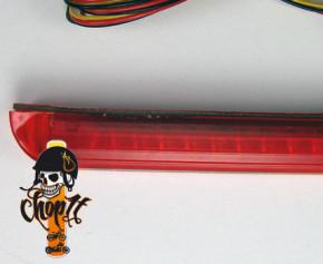 LED Rücklicht Stripe - rot